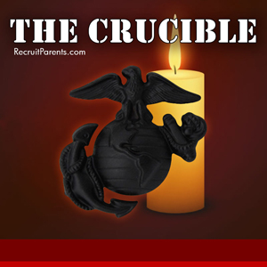 image regarding Crucible Candle Printable referred to as Recruit Dad and mom Crucible Profile Graphic