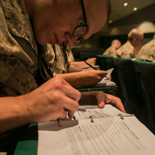 Complete Care for Recruits in Boot Camp