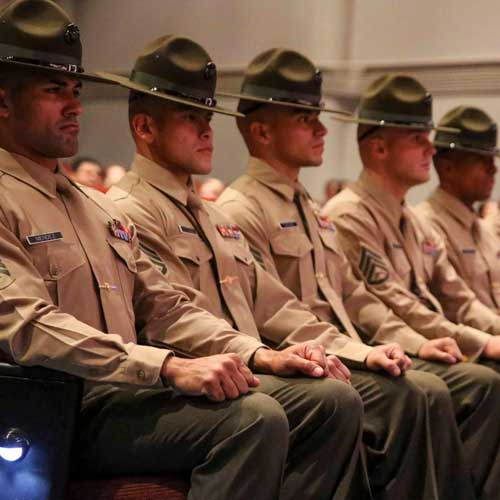 United States Marine Corps Drill Instructor Creed