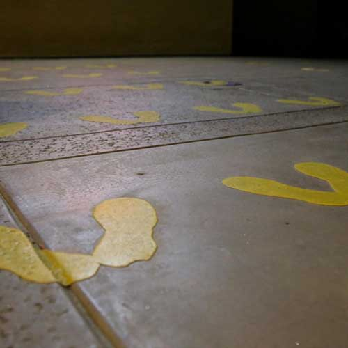 Yellow Footprints