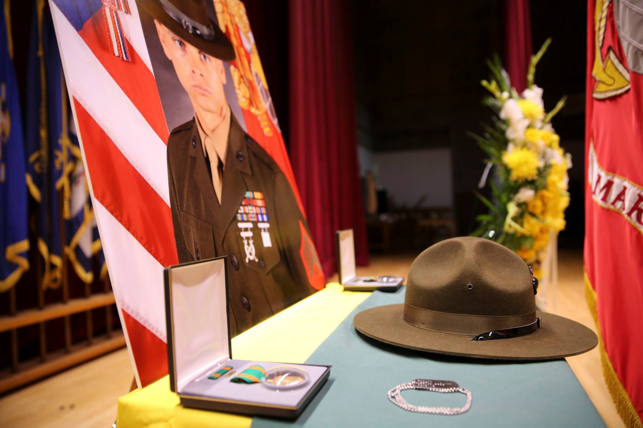 Sergeant Michael A. Tooley Memorial Service