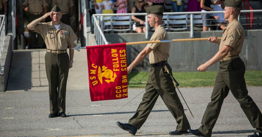 marine corps rule of three