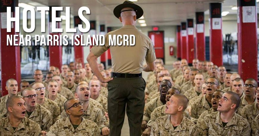 Parris Island Hotels