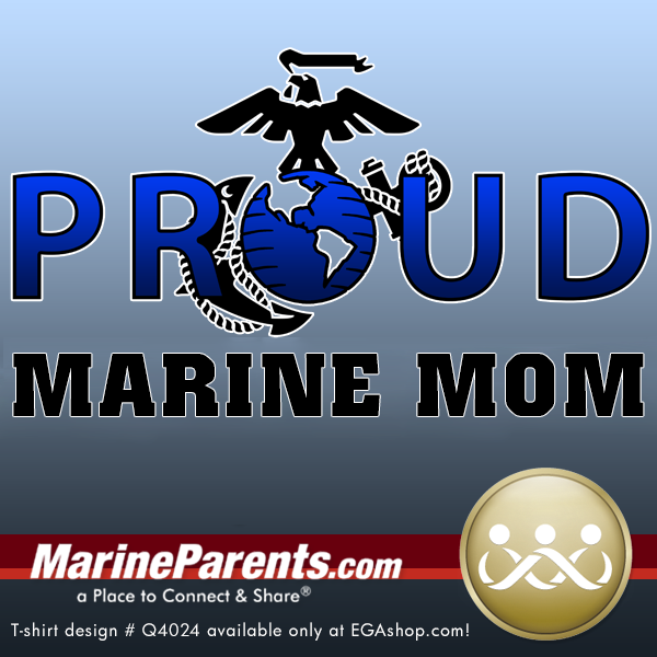 Proud Marine Family