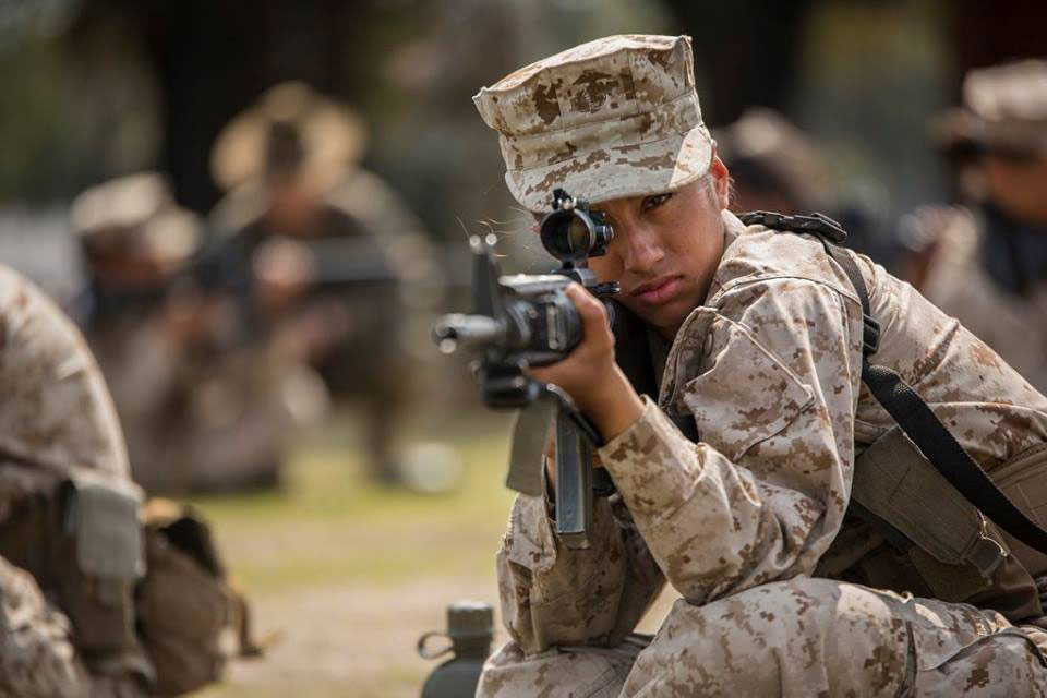 Every Marine is a Rifleman