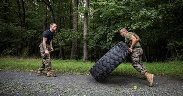 force fitness USMC