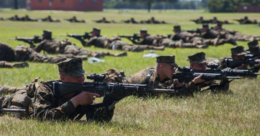 how much free time do marines have