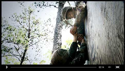 The Crucible During Marine Corps Recruit Training